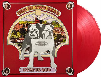 Status Quo - Dog Of Two Head (Music On Vinyl, Gatefold, 2020 Reissue, Red Vinyl, LP)