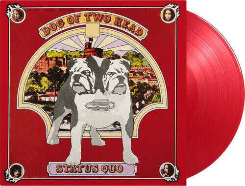 Status Quo - Dog Of Two Head (Music On Vinyl, Gatefold, 2020 Reissue, Red Vinyl, LP)