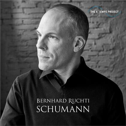 Bernhard Ruchti & Robert Schumann (1810-1856) - Schumann - The A Tempo Project (CD + DVD)