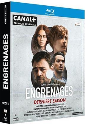 Engrenages - Saison 8 - La Saison Finale (3 Blu-rays)