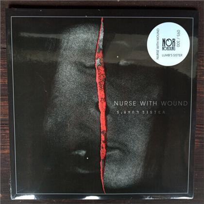 Nurse With Wound - Lumb's Sister (Black Vinyl, Limited, + Poster, Gatefold, LP)
