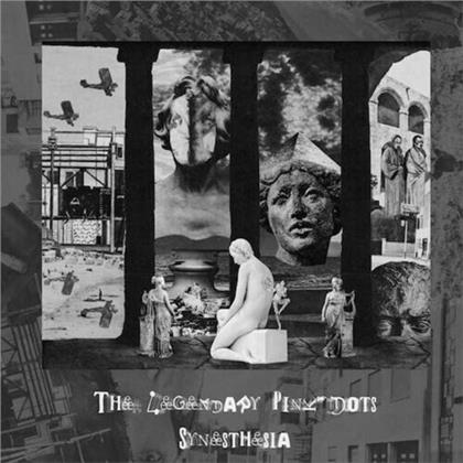The Legendary Pink Dots - Synesthesia (2020 Reissue, Norton North, Limited, Black Vinyl, LP)