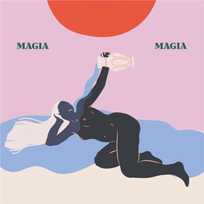 Gus Levy - Magia Magia (LP)