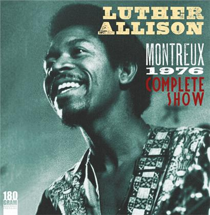 Luther Allison - Montreux 1976 (2020 Reissue, RUF, LP)