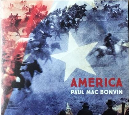 Paul Mac Bonvin - America (LP)