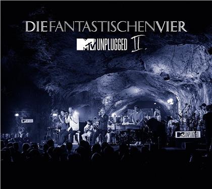 Die Fantastischen Vier - MTV Unplugged II (2020 Reissue, 3 LPs)