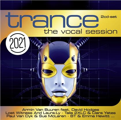 Trance: The Vocal Session 2021 (2 CDs)
