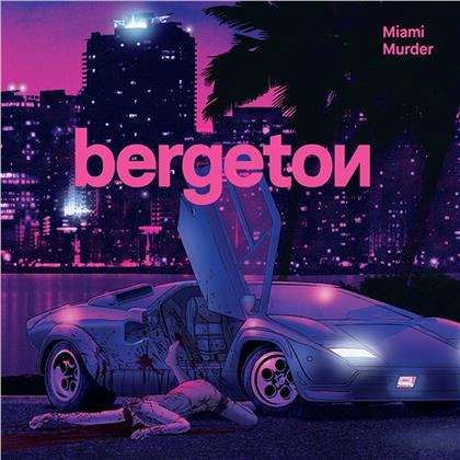 Bergeton - Miami Murder (Digipack, Limited Edition)