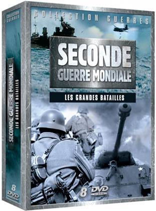 Seconde Guerre Mondiale - Les grandes batailles (8 DVDs)