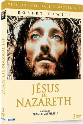 Jésus de Nazareth (1977) (Version Intégrale, Remastered, 3 DVDs)