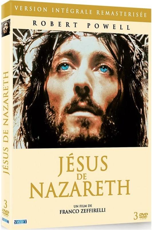 Jésus de Nazareth (1977) (Version Intégrale, Remastered, 3 DVDs)