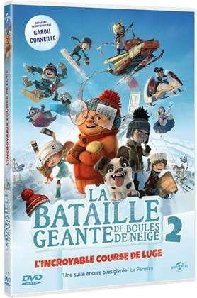 La bataille géante de boules de neige 2 - L'incroyable course de luge (2018)