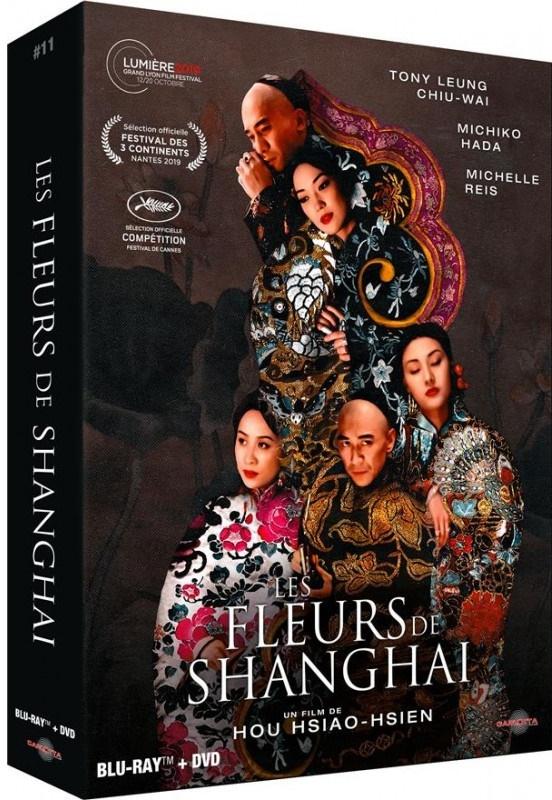 Les fleurs de Shanghaï (1998) (Édition Prestige, Edizione Limitata, Blu-ray + DVD)
