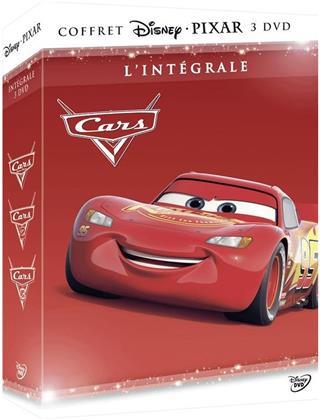 Cars 1-3 - L'intégrale (3 DVDs)