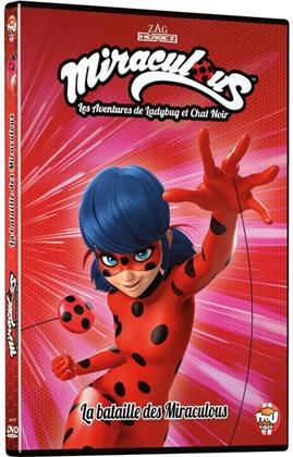 Miraculous - Les aventures de Ladybug et Chat Noir - La bataille des Miraculous