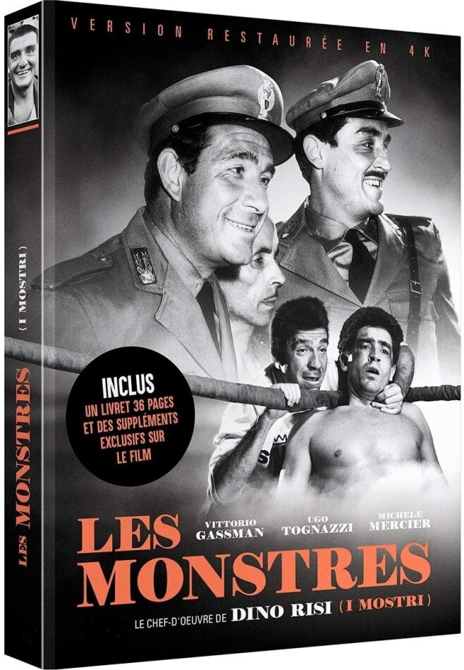 Les monstres (1963) (Limited Edition, Mediabook)
