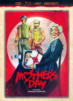 Mother's Day (1980) (Digipack, Schuber, Blu-ray + DVD)