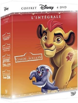 La Garde du Roi Lion - L'intégrale - Vol. 1-4 (4 DVDs)