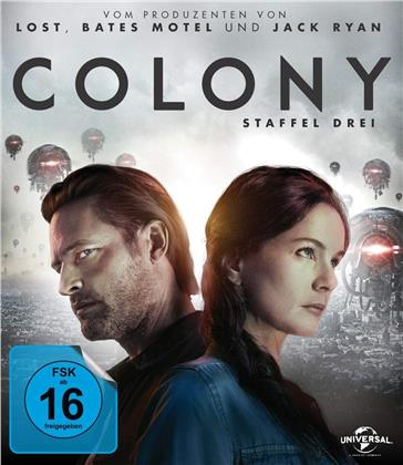 Colony - Staffel 3 (3 Blu-rays)