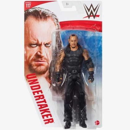 WWE - Wwe Basic Figure 17: Undertaker