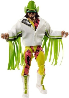 WWE - Wwe Ultimate Edition Figure Randy Savage