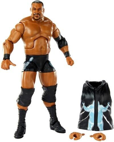 WWE - Wwe Elite Figure Keith Lee