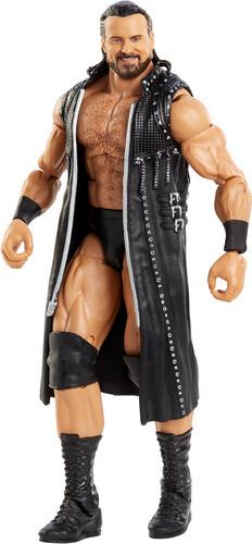 WWE - Wwe Elite Figure Drew Mcintyre