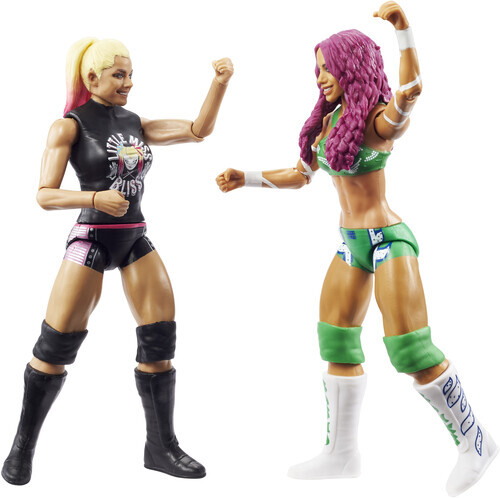 WWE - Wwe 2 Pack S Banks & A Bliss