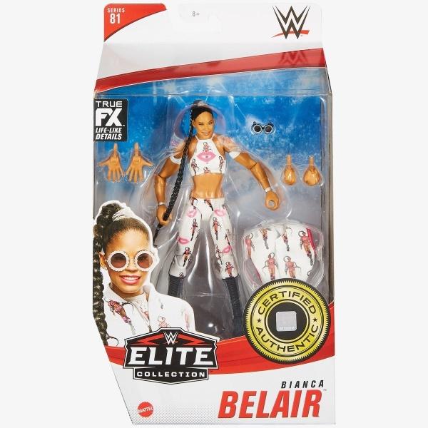 WWE - Wwe Elite Figure Bianca Belair