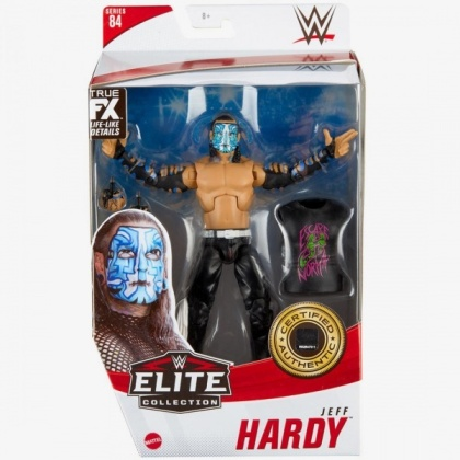 WWE - Elite Figure Jeff Hardy