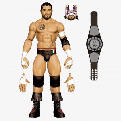 WWE - Wwe Elite Figure Santos Escobar
