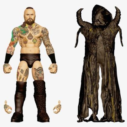WWE - Wwe Elite Figure Aleister Black