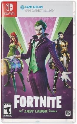 Fortnite - The Last Laugh Bundle (Code in a Box)