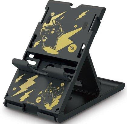Hori Switch Playstand - Pikachu Black & Gold