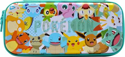 Hori Switch Vault Case - Pikachu & Friends