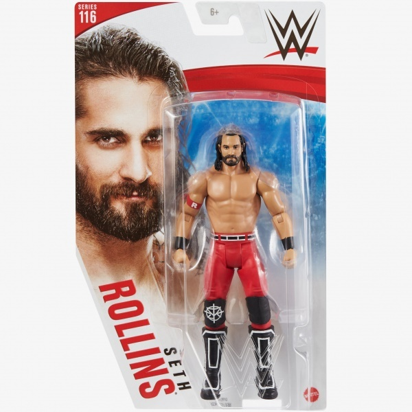 WWE - Basic Figure 11: Seth Rollins