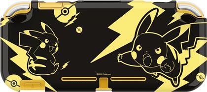 Hori Switch Lite Duraflexi - Pikachu Black & Gold