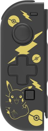 Hori Switch D-Pad - Pikachu Black & Gold