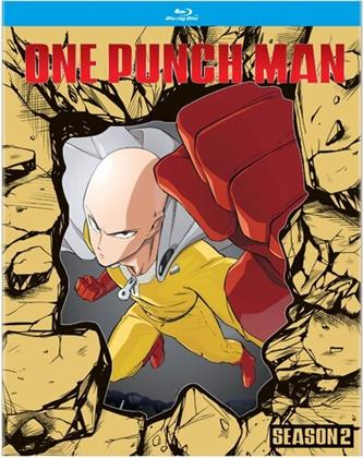One Punch Man - Season 2 (2 Blu-rays)