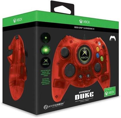 Hyperkin Duke Wired Controller - Red