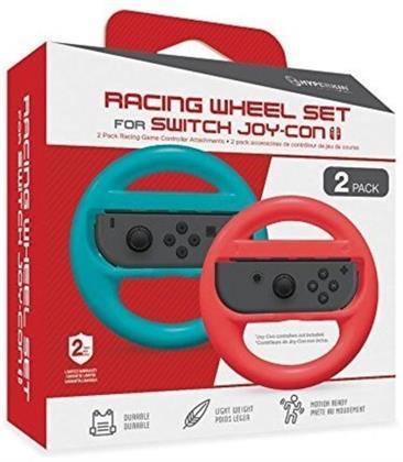 Hyperkin Joy-Con Racing Wheel - Blue/Red