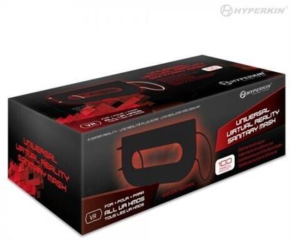 Hyperkin Uni VR Sanitary Mask V2.0 100Pack - Black
