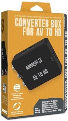 Armor 3 Nuscope Converter Box Av To Hd