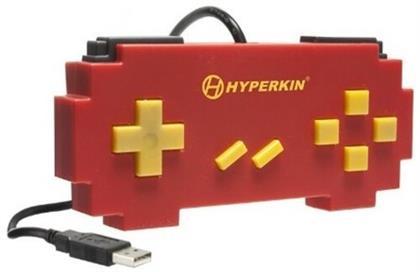 Hyperkin Usb Pixel Art Controller - Red