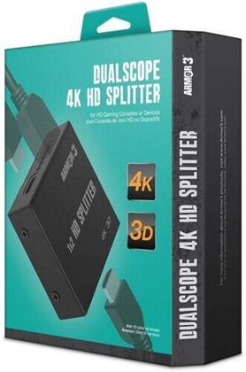 Armor3 Dualscope 4K Hd Splitter Hd Gaming Consoles