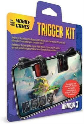 Armor 3 Trigger Kit For Mobile Games
