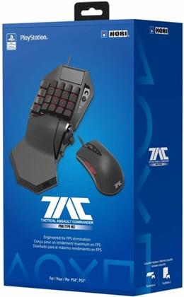Hori Tac Pro Type M2 Programmable Keypad And Mouse