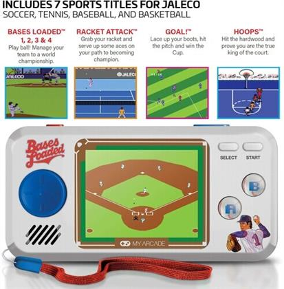 My Arcade Dgunl-3278 Bases Loaded Pocket Player
