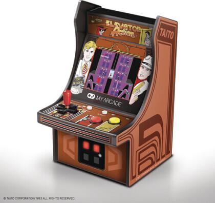 My Arcade Dgunl3240 Elevator Action Retro Micro Player