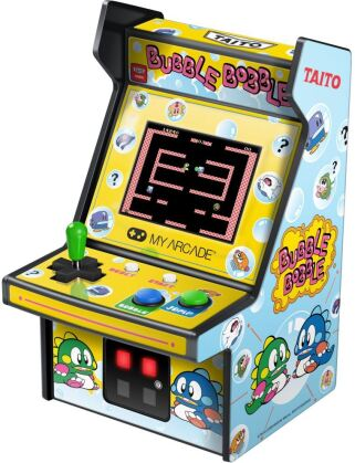 My Arcade Bubble Bobble Micro Player